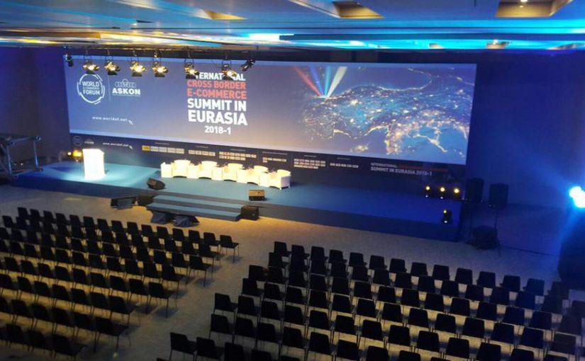 International Cross Border E-commerce Summit in Eurasia 2018-1